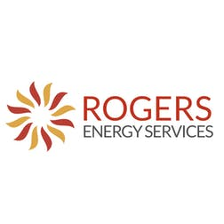 Logo of Rogers Energy services