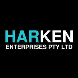 Logo of Harken Recycling