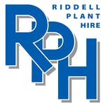 Logo of Riddell Plant Hire