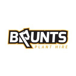 Logo of Brunt's Plant Hire