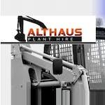 Althaus Plant Hire Pty Ltd logo