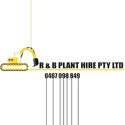 Logo of R and B Plant Hire