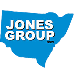 Logo of Jones Group