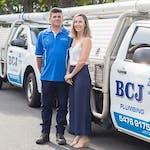 BCJ Plumbing & 24/7 Maintenance Services logo