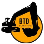 Bust The Dust Plant Hire logo