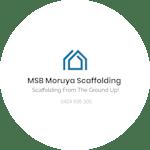 Logo of MBS Moruya Scaffolding