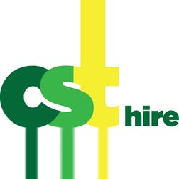 Logo of CST Hire