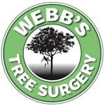 Logo of Webbs Tree Surgery