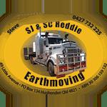 Logo of SJ and SC Reddie Machinery Hire
