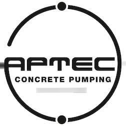 Logo of Aptec Concrete Pumping