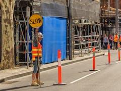 Traffic Control Services in Brisbane CBD