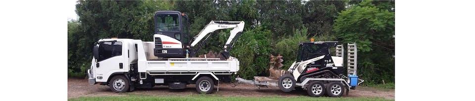 Brisbane & Moreton Bay Region Micro Excavations