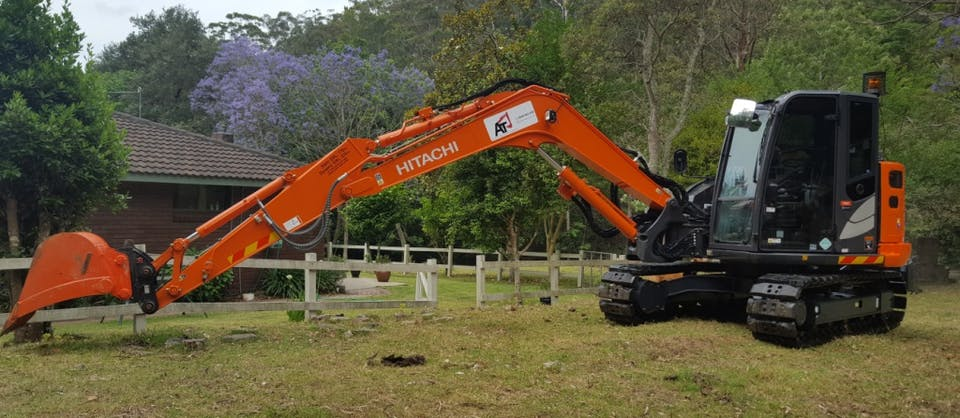 A & T Excavations and Plant Services PTY LTD