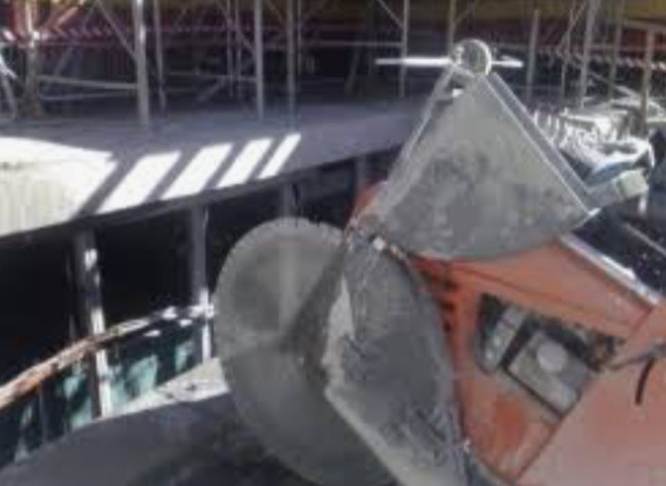 Absolute Concrete Cutting Services