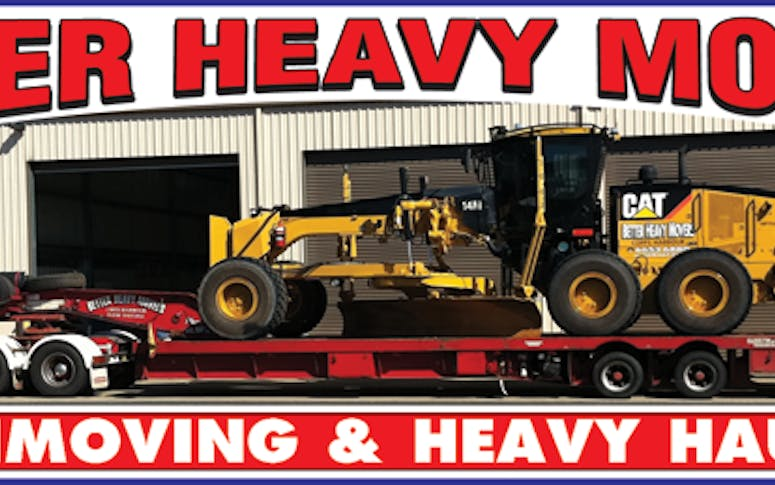 Better Heavy Movers Pty Ltd featured image