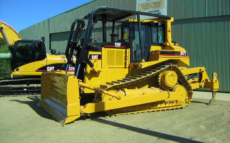 Evans Earthmoving featured image