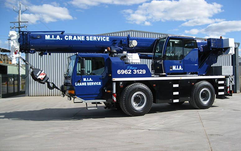 Mia Crane Service featured image