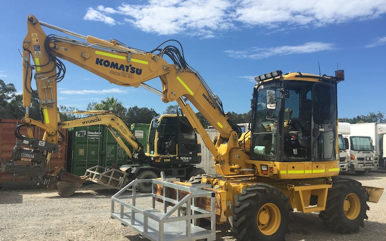 Dwyer Plant Hire featured image