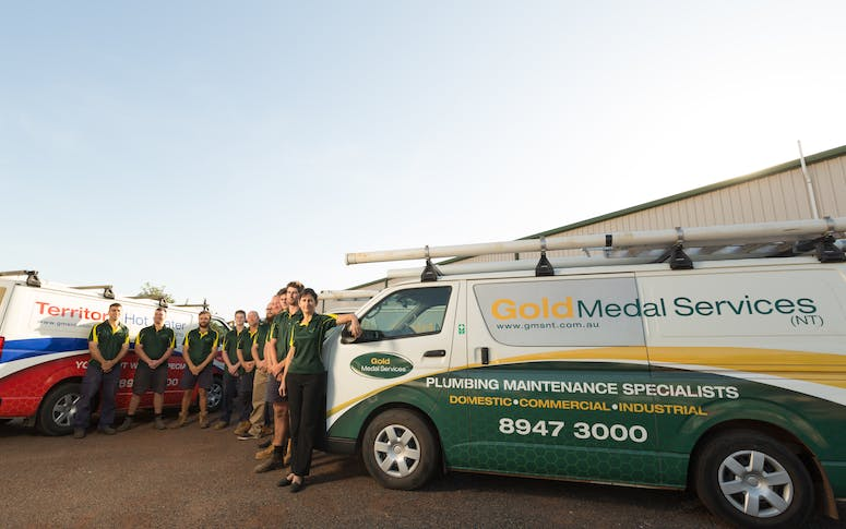 Gold Medal Services featured image