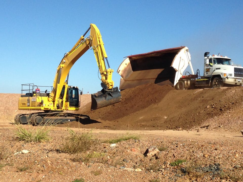 Allround earthmoving and transport Pty Ltd