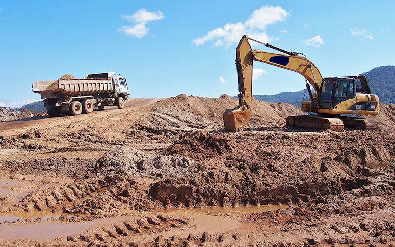Fitzys Digger Hire featured image