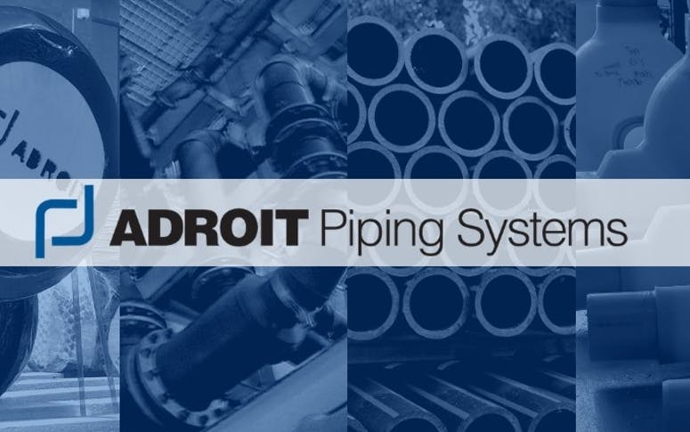 Adroit Piping Systems featured image