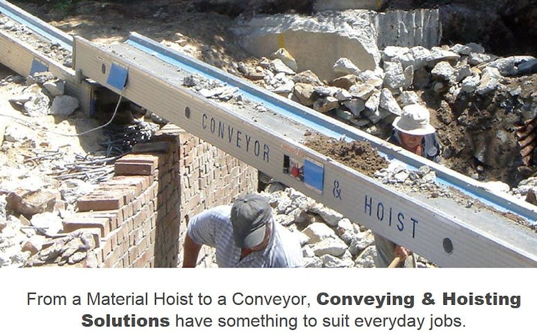Conveying and Hoisting Solutions featured image
