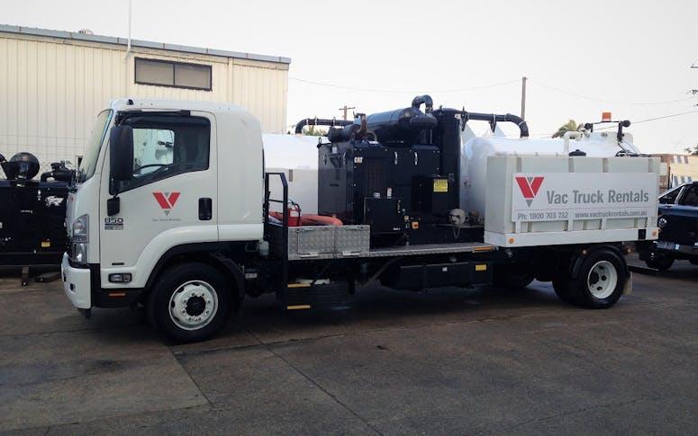 Vac Truck Rentals featured image