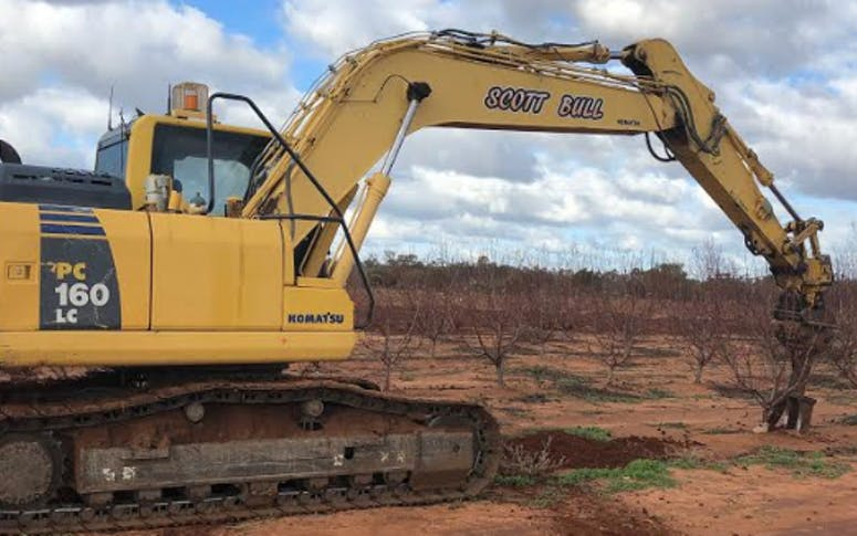 Scott Bull Excavations featured image