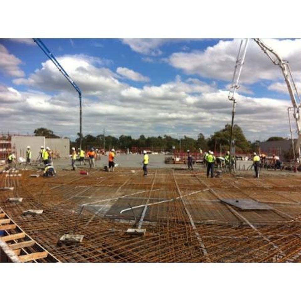 A.F. Concrete Pumping Pty Ltd