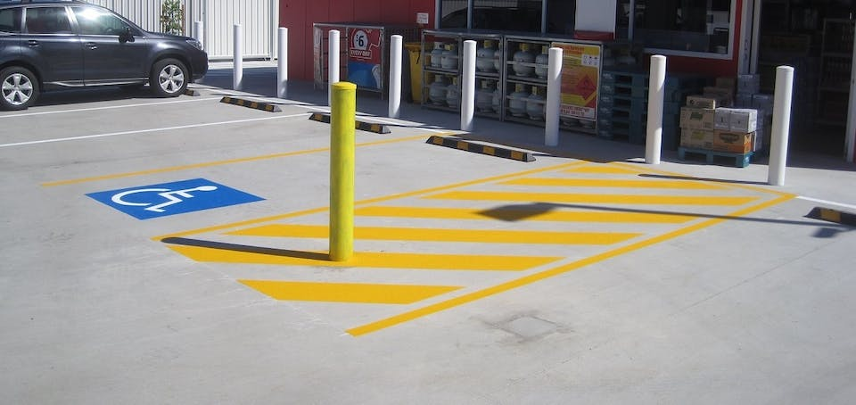 Absolute Line Marking