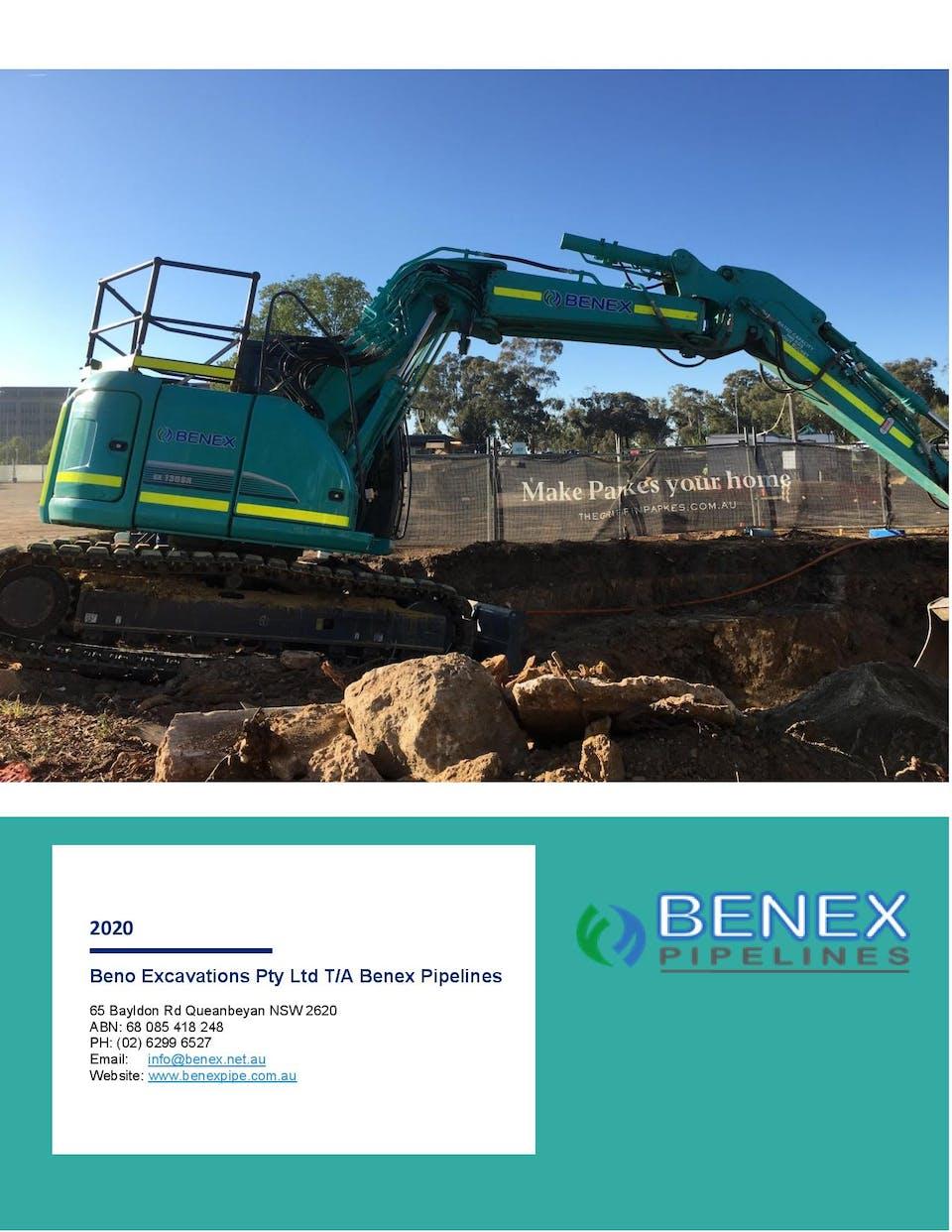 Benex Pipelines