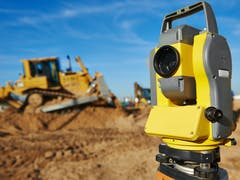 Survey Equipment Hire in Brisbane CBD
