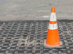 Road Plate Hire in Brisbane CBD