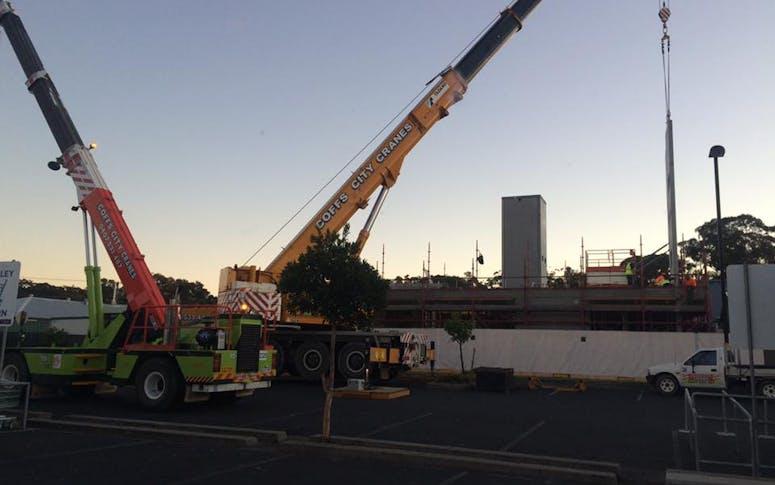 Coffs City Cranes featured image