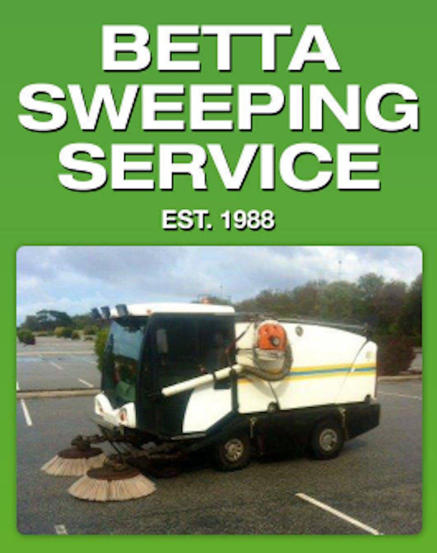 Betta Sweeping Service