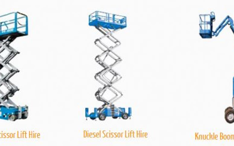Brisbane Scissor Lift Hire featured image