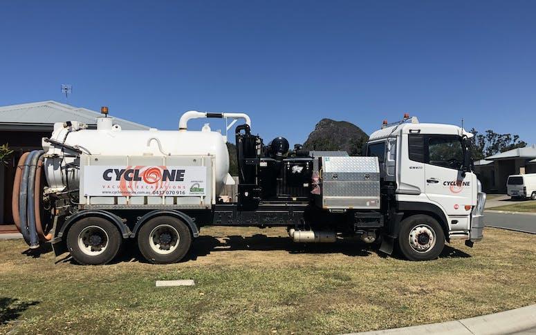 Cyclone Vacuum Excavations featured image
