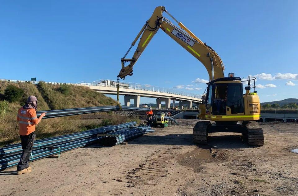 Aqua Pipeline Contracting