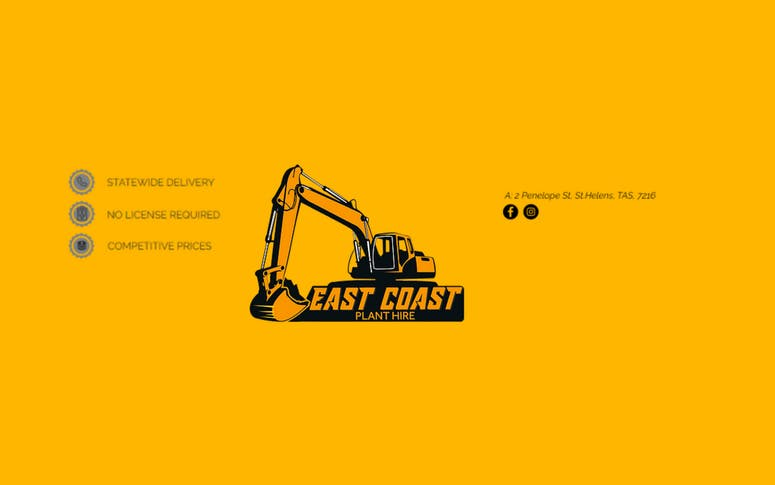 East Coast Plant Hire featured image