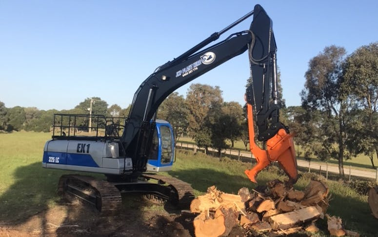 JKP Plant Hire featured image