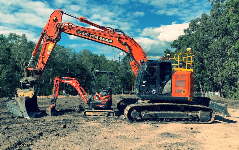 CJF Plant Hire featured image