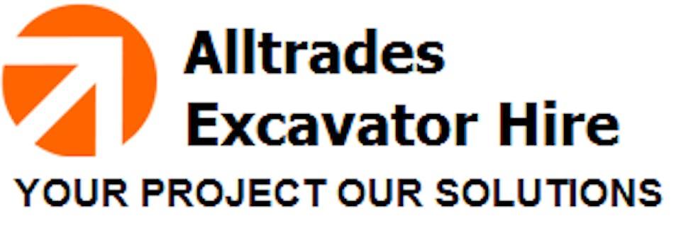 Alltrades Excavator Hire