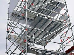 Aluminium Scaffold Hire in Brisbane CBD