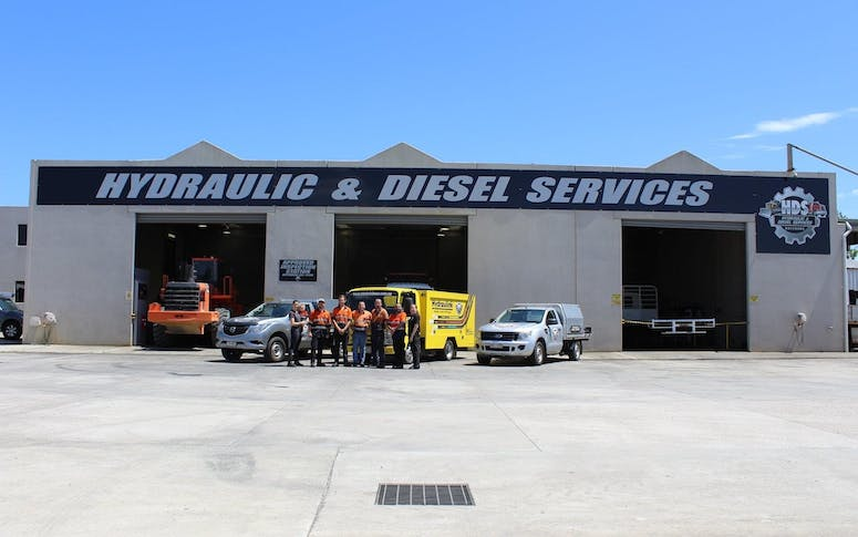 Hydraulic and Diesel Services Brisbane featured image