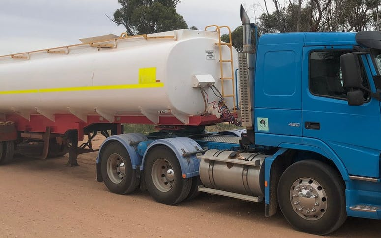 Mid North Water Truck and Tipper Hire featured image