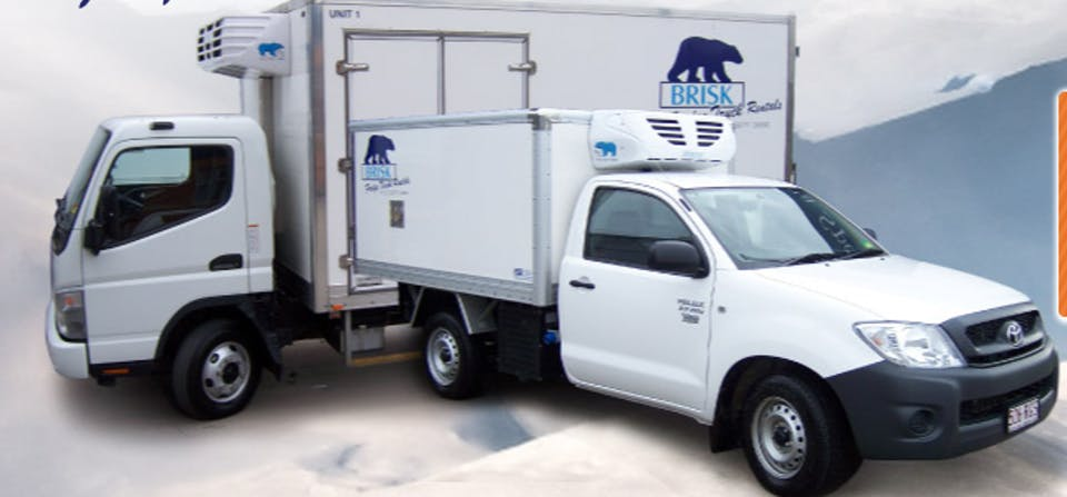 Brisk Fridge Truck Rentals Pty Ltd