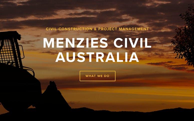 Menzies Civil Australia featured image