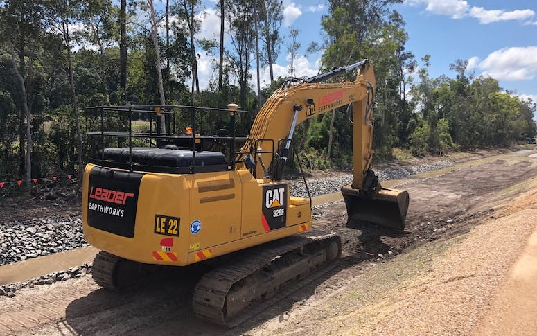 Leader Earthworks Pty Ltd featured image