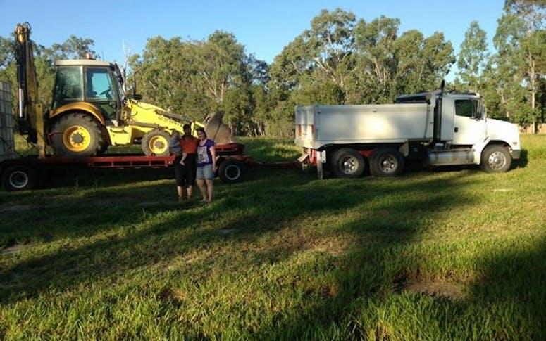Mareeba Truck & Backhoe Hire featured image